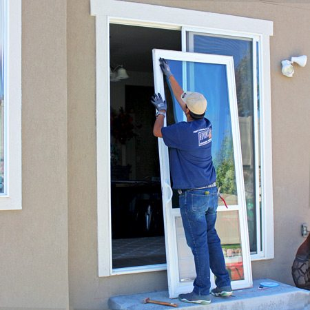 Installing a Pet door - Become a Dealer