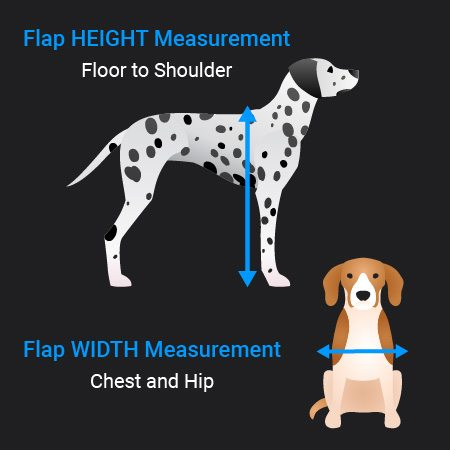 Measuring a Pet Door
